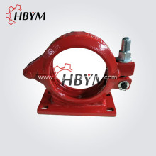 Concrete Pump Bolt Forged Mounting Clamp Coupling